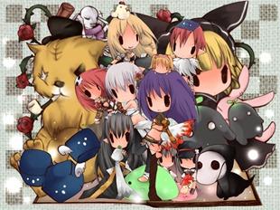 japan fan art 2