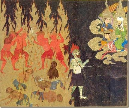 islam infierno ateismo mahoma musulman