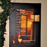 Kerst-inn Gereformeerde kerk Nieuwe Pekela - Foto's Harry Wolterman
