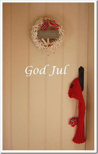 CRAFT ROOM DOOR GOD JUL