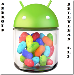 Jelly bean 4.1.2