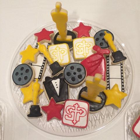Oscar Night Auction Cookies 040
