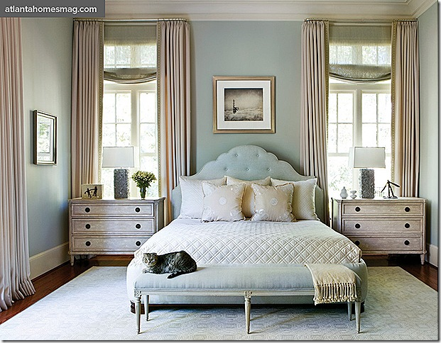 decorating idea for bedroom
