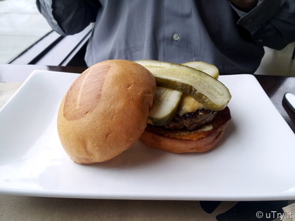 Umami Burger Restaurant Review