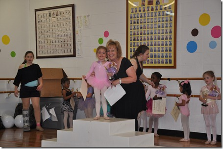 ballet cookies and class party 051313 (14)