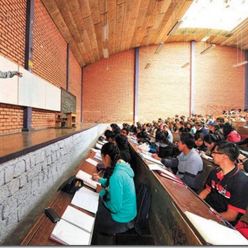 El 40% de estudiantes de la UMSA no tiene buena ortografía