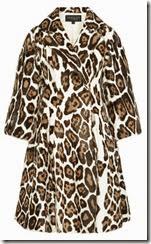Giambattista Valli Leopard Print Coat