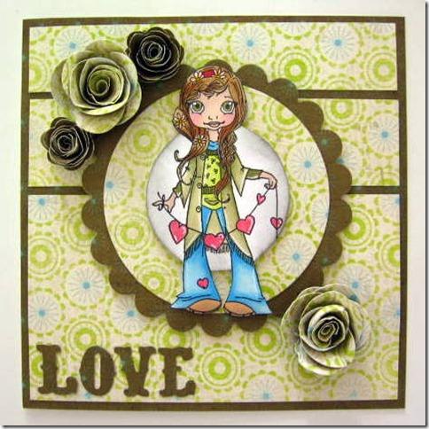Sarah B 61 Love