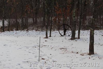 Snow Stick  November 28