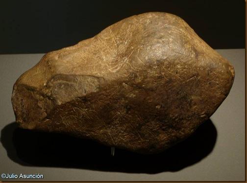 Mapa de la cueva de Abauntz - Museo de Navarra