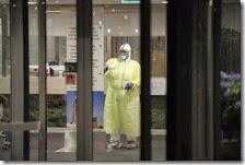 L'Ebola è arrivata in Europa