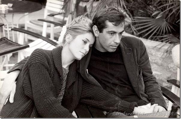 Catherine Deneuve & Roger Vadim