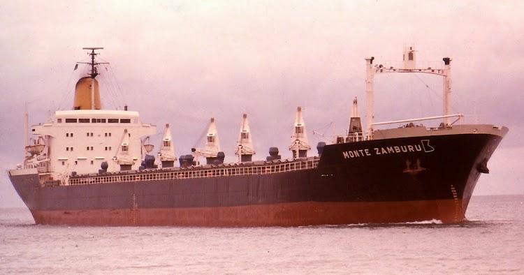 El MONTE ZAMBURU en Port Huron. De la web Shipspoting.Foto de Frtrfre. Noviembre de 1981.jpg