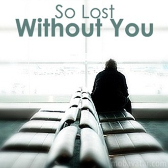 so-lost-without-u
