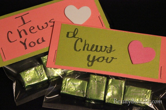 Shaklee Engery Chew Valentines (2)