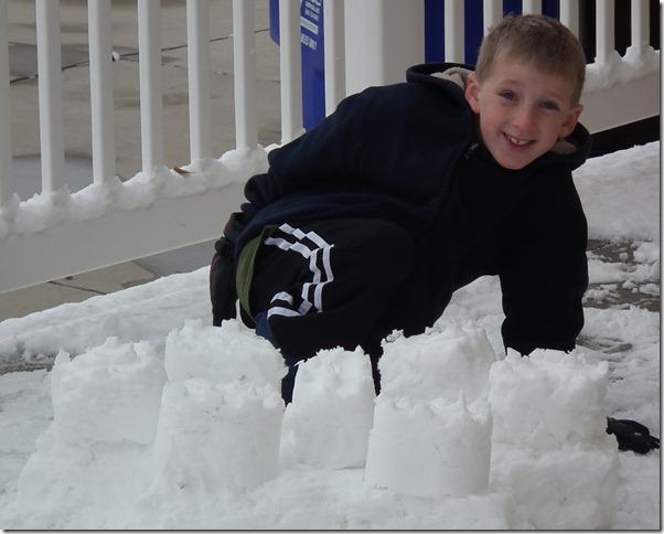 1st Snow 11-19-11