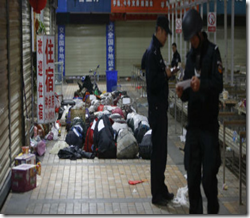 Muertos en China por ataque