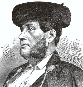 Manuel Dominguez Carretera (Historia del toreo-Nestor Lujan) 001
