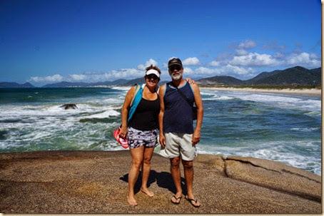 Costão da Praia de Moçambique
