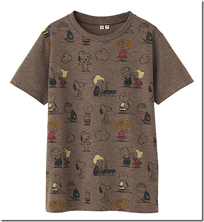 Uniqlo X Snoopy Tee - Kids 12