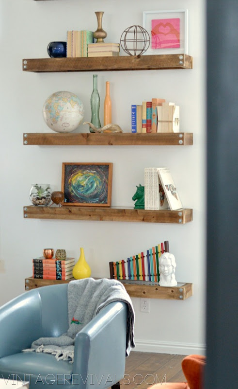 How To Build Custom Shelving