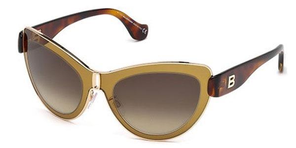 óculos de sol da maria marta da novela império - marca balenciaga modelo 45f