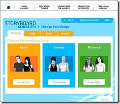storyboard generator