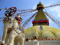 Bodhnath Stupa - Kathmandu Valley
