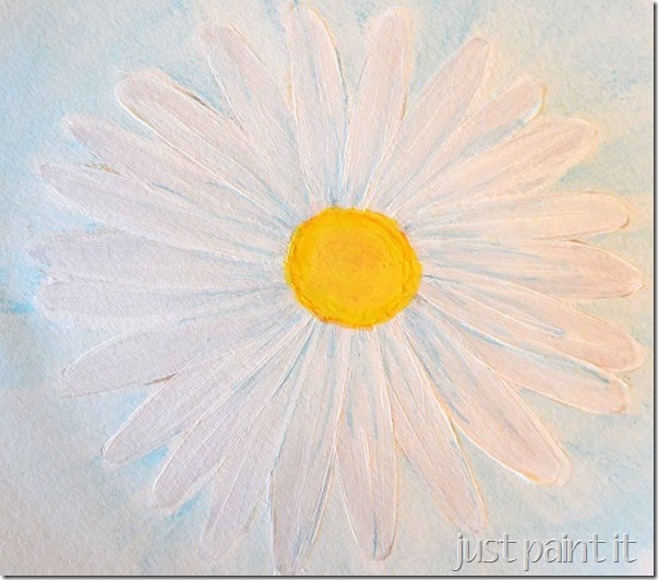how-to-paint-daisy-G