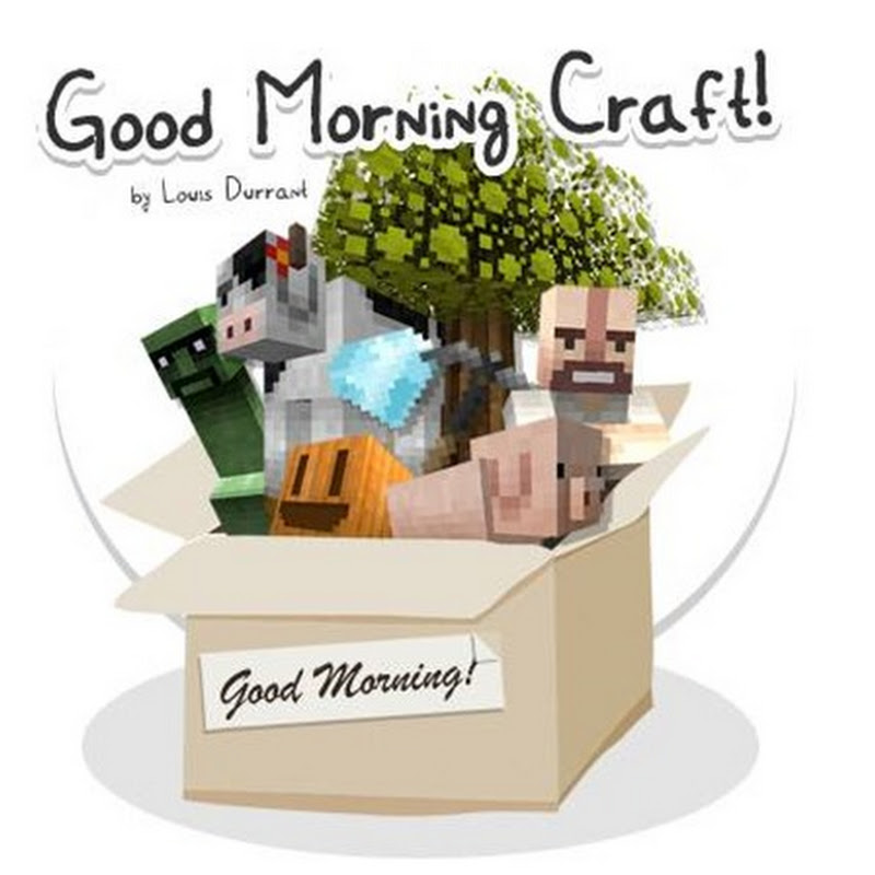 Minecraft 1.6.2 - Good Morning Craft Texture Pack
