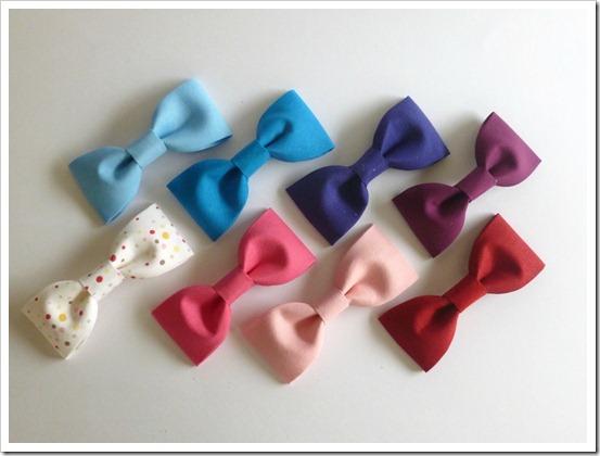 arcos de tecido