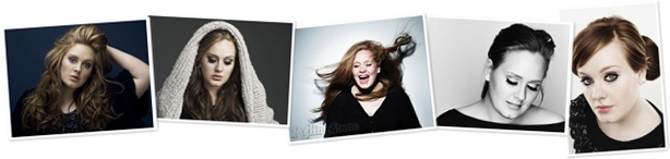 Exibir Cabelo Adele