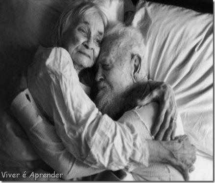 não existe idade pra amar