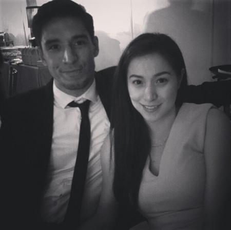 Cristine Reyes with boyfriend Ali Khatibi