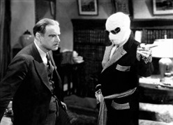 l'homme invisible 1933