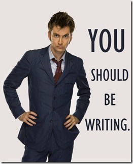 You Should be Writing Doctor