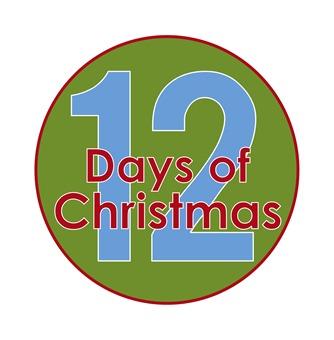 12 Days of Christmas - Logo - Sprik Space