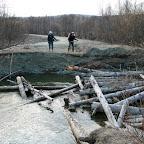 Опять разрушенный мост