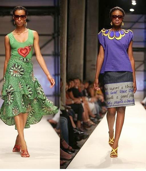 Thread south african traditional fashion designs