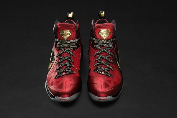 Nike Unveils LeBron 9 Elite LeBron James Championship Pack
