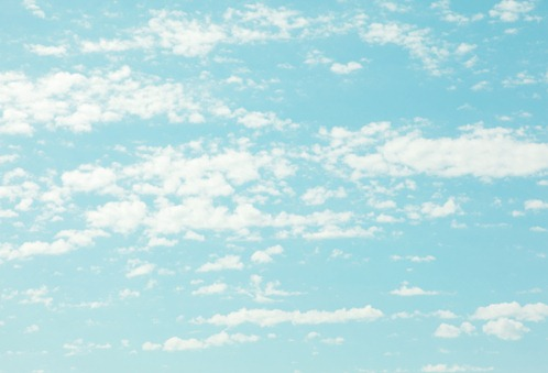 blue sky flickr