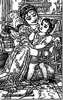 [Damodara with Krishna]