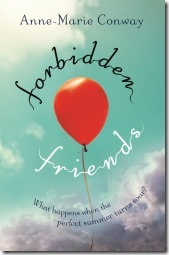 28 Fiction - Forbidden Friends Front cover