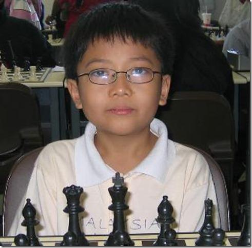 Yeoh Li Tian - Malaysia