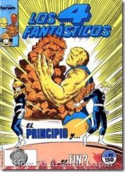 P00086 - Los 4 Fantásticos v1 #85