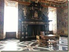 20130729_ Frederiksborg Castle great hall fireplac (Small)