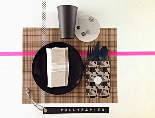 TABLE-B-pollypapier