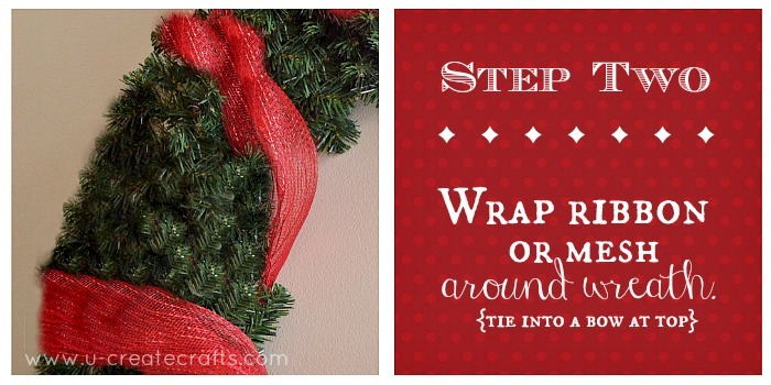 Step Two Wrap Ribbon