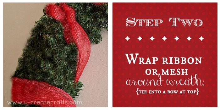 Step Two Wrap Ribbon