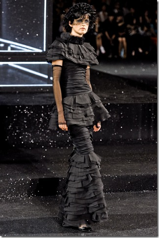 Chanel Fall 2011 Dress (nay) 10